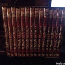 Series de TV: EL MUNDO EN GUERRA 14 DVD. Lote 275964703