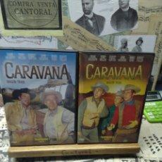 Series de TV: CARAVANA. TEMPORADA 1 . PARTE 1 Y 2.. Lote 276557873