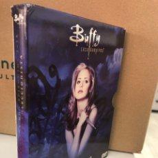 Séries de TV: BUFFY CAZAVAMPIROS DVD 1RA TEMPORADA CAZA VAMPIROS. Lote 276656033