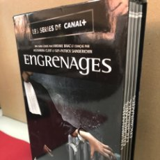 Séries de TV: ENGRENAGES - SERIE CANAL+ - SEASON 2. Lote 276665008