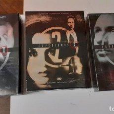 Séries de TV: EXPEDIENTE X, PRIMERA TEMPORADA. Lote 276695368