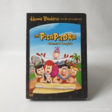 Series de TV: LOS PICAPIEDRAS VOLUMEN 2 HANNA-BARBERA EDICIÓN COLECCIONISTA THE FLINTSTONE. Lote 277031448