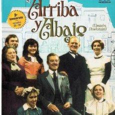 Series de TV: ARRIBA Y ABAJO 3ª TEMPORADA ( 4 DVD). Lote 277146583