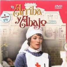 Series de TV: ARRIBA Y ABAJO 4ª TEMPORADA (4 DVD). Lote 277146848