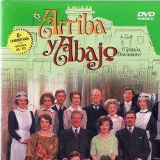 Series de TV: ARRIBA Y ABAJO 5ª TEMPORADA (5 DVD). Lote 277146973