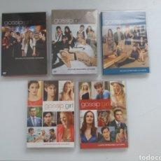 Series de TV: GOSSIP GIRL 1-5 DVD. Lote 277149943