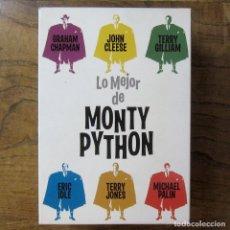 Series de TV: LO MEJOR DE MONTY PHYTHON'S FLYING CIRCUS - 2006 - 6 DVD'S - HUMOR. Lote 277176233