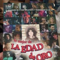 Series de TV: DVD LO MEJOR DE LA EDAD DE ORO. Lote 277178363