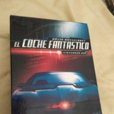 Series de TV: SERIE DVD EL COCHE FANTÁSTICO. Lote 277252493