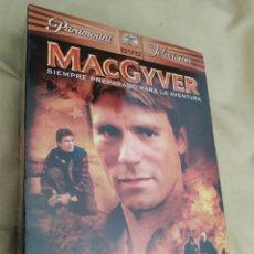 Series de TV: SERIE DVD MACGYVER. Lote 277253198