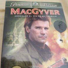 Serie di TV: SERIE MACGYVER 2 TEMPORADA. Lote 277253613