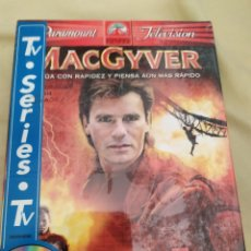 Series de TV: SERIE DVD MACGYVER 4 TEMPORADA. Lote 277253758