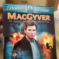 Series de TV: SERIE MACGYVER 2 TEMPORADA. Lote 277256543