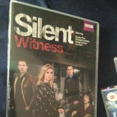 Series de TV: SILENT WITNESS (SOLO INGLES). SERIES 20 .ESTADO PERFECTO. Lote 277278333