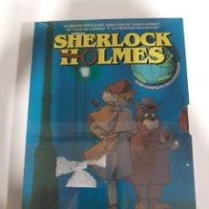 Serie di TV: REF.14562 SHERLOCK HOLMES SERIE COMPLETA DVD NUEVO PRECINTADO. Lote 277587233