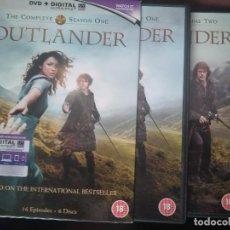 Series de TV: OUTLANDER SEASON 1 (6 DVD). SOLO INGLES. ESTADO PERFECTO. Lote 277618608