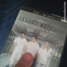 Series de TV: SILENT WITNESS SEASON 9. AUDIO INGLES SUBS NL. ESTADO PERFECTO. Lote 277620998