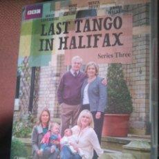 Series de TV: LAST TANGO IN HALIFAX TEMPORADA 3. AUDIO INGLES SUBS NL. ESTADO PERFECTO. Lote 277622008