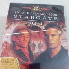 Series de TV: STARGATE SG -1 - TEMPORADA 4 COMPLETA EN DVD - 6 DVDS REF. UR MES. Lote 277683793