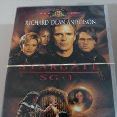 Series de TV: STARGATE SG -1 - TEMPORADA 1 COMPLETA EN DVD - 6 DVDS REF. UR MES. Lote 277684228
