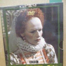 Series de TV: ELIZABETH R. - GLENDA JACKSON - SERIE TV COMPLETA - BBC DESCATALOGADA - DVD. Lote 277699908