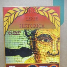 Series de TV: YO CLAUDIO - HISTORICA - SERIE TV COMPLETA - BBC DESCATALOGADA - DVD. Lote 277700793