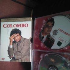 Series de TV: COLOMBO. 1ª TEMPORADA DVD. PERFECTO ESTADO. Lote 277746323