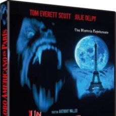 Series de TV: UN HOMBRE LOBO AMERICANO EN PARIS (AN AMERICAN WEREWOLF IN PARIS). Lote 278238333