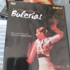 Series de TV: DVD BULERÍAS. Lote 278878248