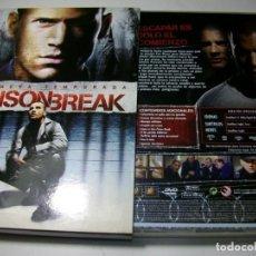 Series de TV: PRISION BREAK TEMPORADA 1 COMPLETA EN 6 DVD'S. Lote 278878778