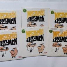 Series de TV: MORTADELO Y FILEMON 50 ANIVERSARIO LOTE 6 DVDS. Lote 278886868