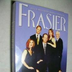 Series de TV: FRASIER TEMPORADA 4 COMPLETA EDICIÓN EN 4 DVD'S NUEVA Y PRECINTADA. Lote 278919183