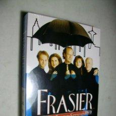 Series de TV: FRASIER TEMPORADA 2 COMPLETA EDICIÓN EN 4 DVD'S NUEVA Y PRECINTADA. Lote 278919723