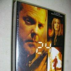 Series de TV: 24H 5 TEMPORADA DVD EDICIÓN COLECCIONISTAS NEW & SEALED. Lote 278922523
