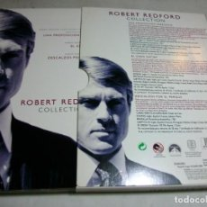 Series de TV: ROBERT REDFORD COLLECTION DVD. Lote 278922898