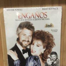 Séries de TV: ENGAÑOS DVD - PRECINTADO -. Lote 278981098