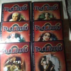 Series de TV: YO CLAUDIO SERIE BBC COMPLETA 6 DVD. Lote 279438128
