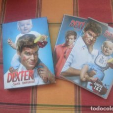 Series de TV: DEXTER TEMPORADA 4. Lote 279514363