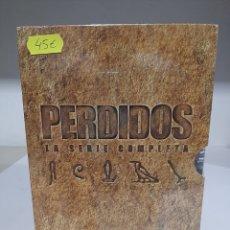 Series de TV: REF.15158 PERDIDOS LA SERIE COMPLETA - DVD NUEVO PRECINTADO. Lote 279522753