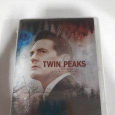 Series de TV: REF.15162 TWIN PEAKS LA SERIE COMPLETA - DVD NUEVO PRECINTADO. Lote 279523388