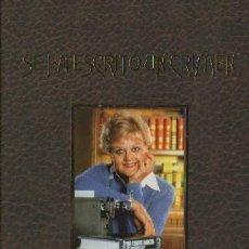 Séries de TV: SE HA ESCRITO UN CRIMEN. TEMPORADA UNO (6 DISCOS) DVD-8075. Lote 280163948