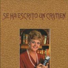 Séries de TV: SE HA ESCRITO UN CRIMEN. TEMPORADA DOS (6 DISCOS) DVD-8076. Lote 280164273