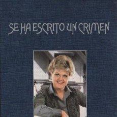 Séries de TV: SE HA ESCRITO UN CRIMEN. TEMPORADA TRES (6 DISCOS) DVD-8077. Lote 280166708