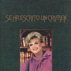 Séries de TV: SE HA ESCRITO UN CRIMEN. TEMPORADA QUINTA (6 DISCOS) DVD-8079. Lote 280170083