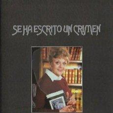 Séries de TV: SE HA ESCRITO UN CRIMEN. TEMPORADA SEXTA (6 DISCOS) DVD-8080. Lote 280170628
