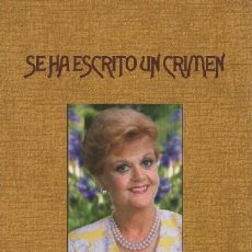 Séries de TV: SE HA ESCRITO UN CRIMEN. TEMPORADA SÉPTIMA (6 DISCOS) DVD-8081. Lote 280170728