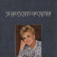 Séries de TV: SE HA ESCRITO UN CRIMEN. TEMPORADA NOVENA (6 DISCOS) DVD-8083. Lote 280171193