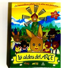 Serie di TV: LA ALDEA DE ARCE - SERIE TV DVD - 5 DISCOS - DESCATALOGADA. Lote 280926788