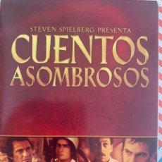 Serie di TV: CUENTOS ASOMBROSOS .TEMPORADA 1. Lote 281900993