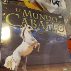 Series de TV: DVD SERIE EL MUNDO DEL CABALLO. Lote 281926463